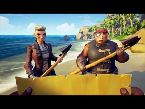 How to get easy money in sea of thieves