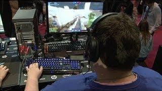 7 jours BFM : reportage sur ces nouveaux accros aux jeux vidéos