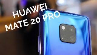 Análisis HUAWEI MATE 20 PRO: review del mejor móvil de 2018