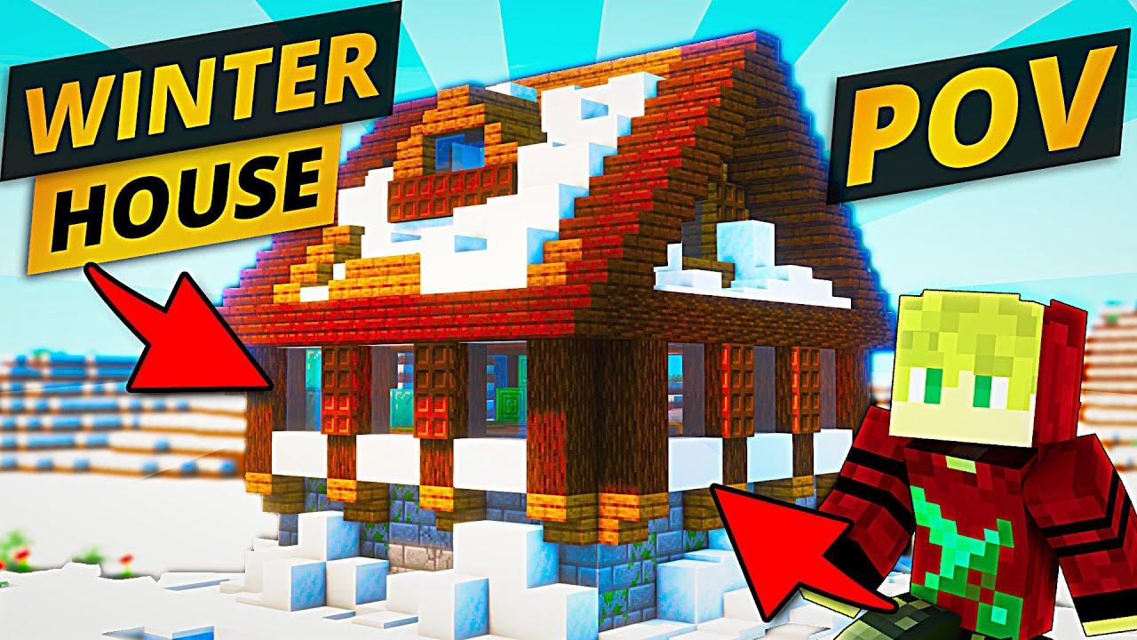 POV: Minecraft Timelapse - Medieval House