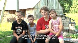 Getting out of Poverty - The Kasingėliai family - Lithuania