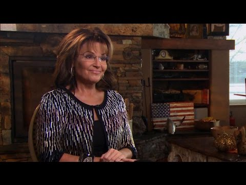 Sarah Palin: I am a voice for those without