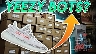 How It works? Using a Bot to Cop Adidas Yeezy's Boost...Helpful Information!