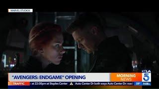 'Avengers: Endgame' Brings in Record $60 Million on Opening Night