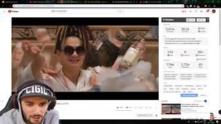 Реакция Russia Paver смотрит MORGENSHTERN - Уфф... Деньги... [Премьера Клипа, 2018]