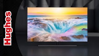 Samsung Q85R, Q80R, Q70R & Q60R: 4K QLED TV Models Explained