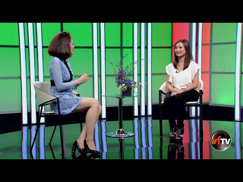 Interviewed in Vietnamese at Vietface TV