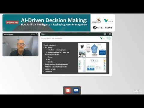 Webinar: AI Driven Decision Making - How Artificial Intelligence is Reshaping Asset Management