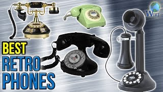 10 Best Retro Phones 2017
