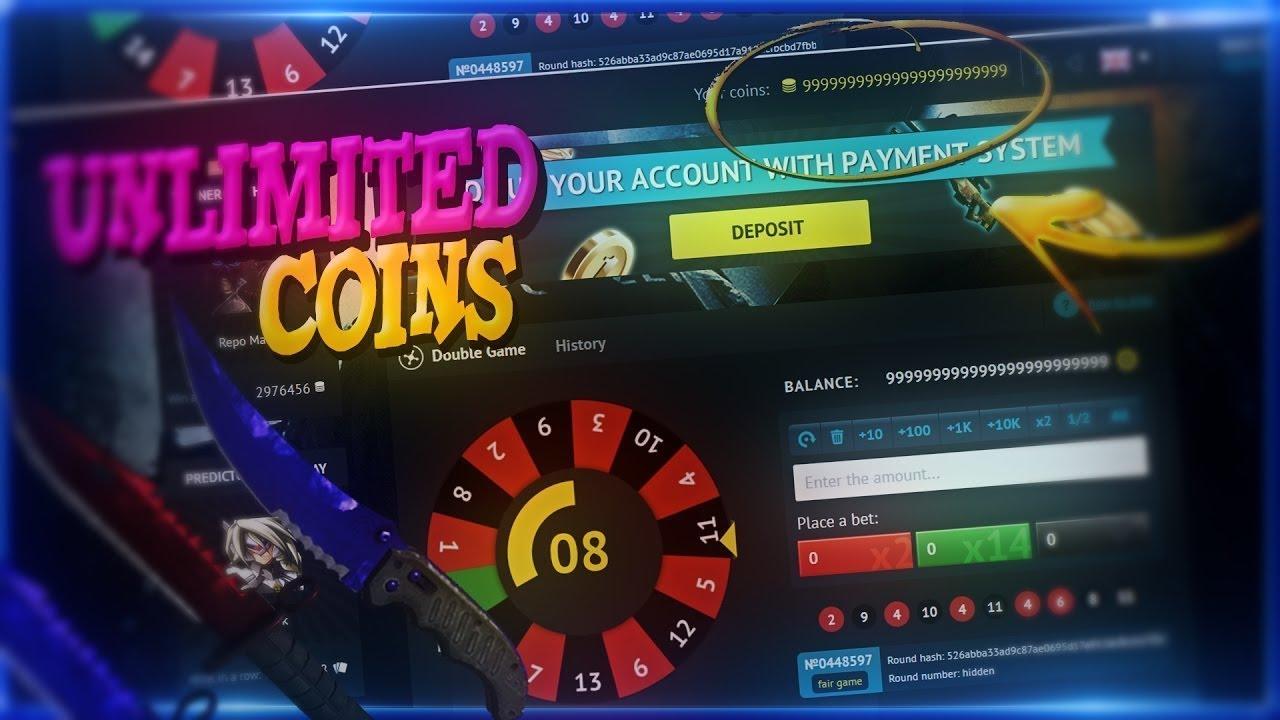 fast coins csgo