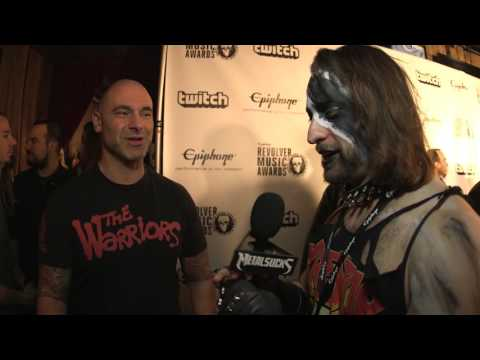 EXUMER Interview, Revolver Music Awards 2016 Black Carpet | MetalSucks