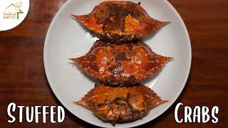Stuffed Crabs  Relyenong Alimasag