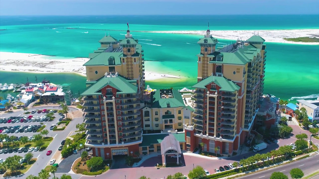 Destin Vacation Rentals Emerald Grande Destin Vacation Rentals