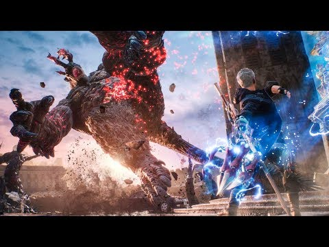 GEDE AMAT (3) Devil May Cry 5 Indonesia thumbnail