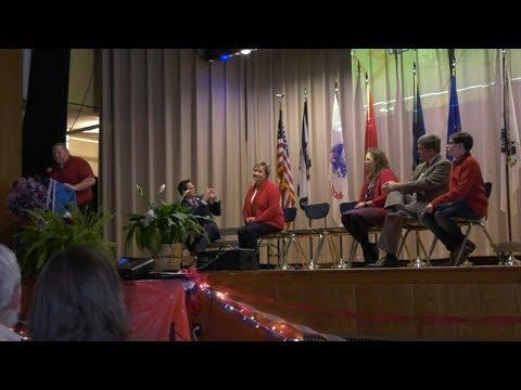Summers Middle School Veterans Day Program