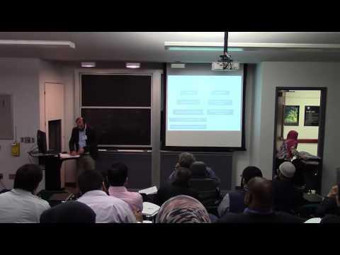 """Islamic Ethics: From Fiqh to Tasawwuf""- Issam Eido, PhD"