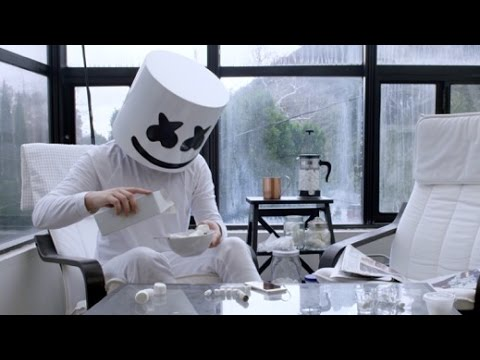 Marshmello - Keep it Mello ft. Omar LinX (Official Music Video)