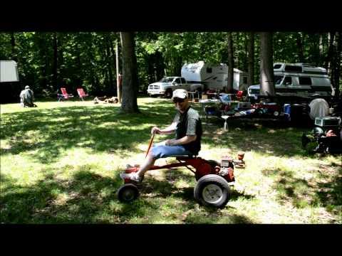 1959 Simplicity Wonder Boy Lawn Mower Still Running