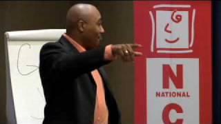 Jermaine M. Davis - Inspirational and Motivational Speaker - Stress vs. Burnout