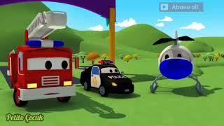 Akıllı Arabalar - Eğitici Çizgi Film izle