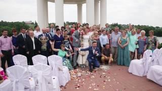 Белый берег Свадьба Екатерины и Александра 18 06 2016 HD