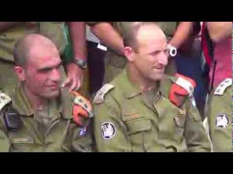 Israel Generals welcomed to Bogo Central School II