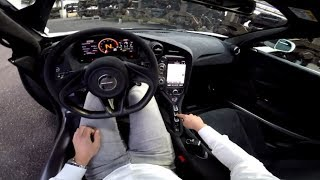 POV Drive: Novitec McLaren 720S TUNNELRUN!