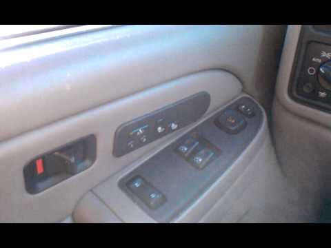 2004 Silverado Heated Seat Problem - YouTube