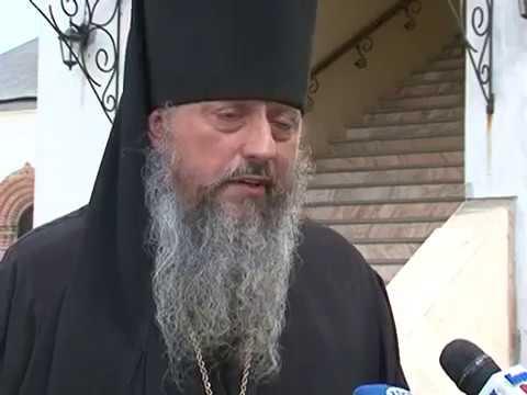 В Рыльске отметили Престольный праздник