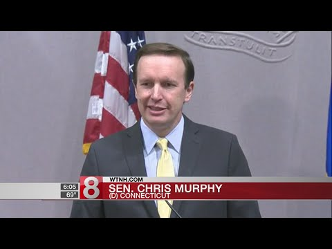 Sen. Chris Murphy says he