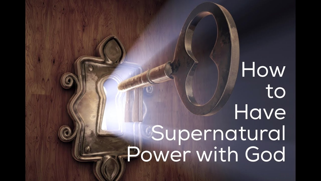 If i would have a supernatural powers what will i do