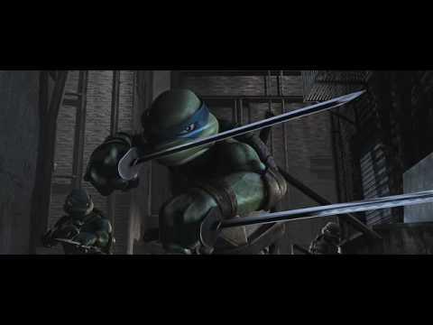 Teenage Mutant Ninja Turtles NEW movie TRAILER (2007)