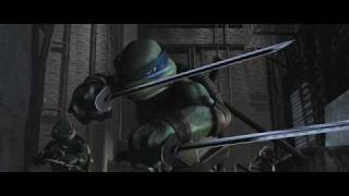 Teenage Mutant Ninja Turtles NEW movie TRAILER (2007)