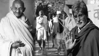 Satyagraha Song Raghupati Raghav Inspired From Mahatma Gandhi - Prakash Jha