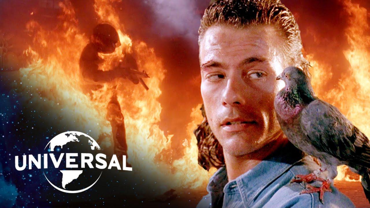 Hard Target | Final Shootout with Jean-Claude Van Damme