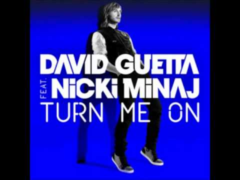 David Guetta Ft. Nicki Minaj - Turn Me On (Instrumental) [Download]