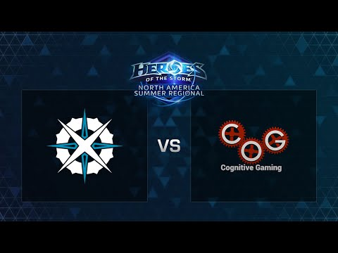 Astral A vs COG - NA Summer Regional #1 Group B - G2