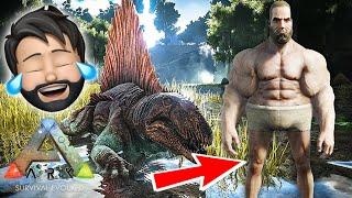 I SKIPPED LEG DAY!! | Ark Survival Evolved | Fan Choice Friday