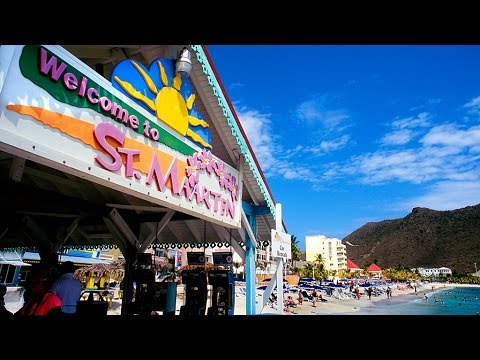 ST MARTIN - (FULL VIDEO)  - Trip to St Martin - GM Adventures