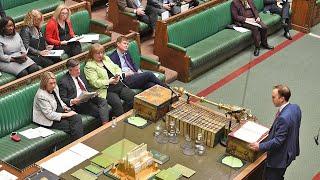 Watch again: Coronavirus Bill expected to pass in Parliament