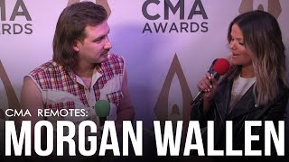 Morgan Wallen Says The Mullet Is Something That Came From His Family