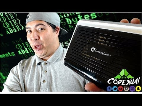 CenturyLink - How to setup 3rd Party Modems (Actiontec)