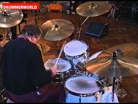 Charly Antolini: CARAVAN - The Big Drum Solo