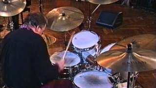 Charly Antolini: CARAVAN - The Big Drum Solo - Dick Morrissey - Bri...