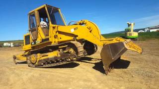 1986 Caterpillar 953 Tracked Loader w/ Ripper For Sale Running and Operating!