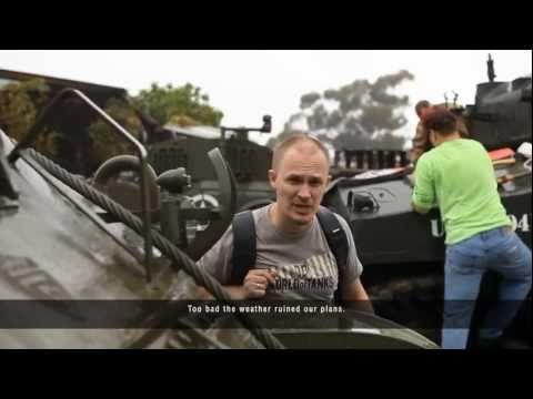 World of Tanks Riding a Sherman Tank E3 HD trailer - PC