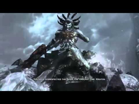 God of War 3 Music Demo w/ Game Over Cue