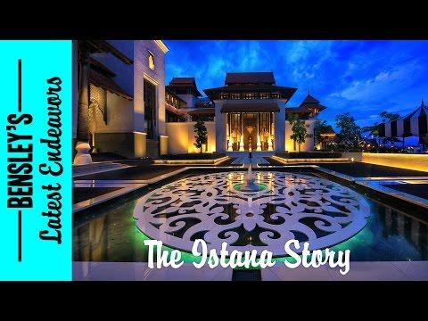 A RARE GLIMPSE INSIDE MALAYSIA'S NEWEST PALACE