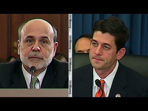 Bernanke vs. Ryan: Inflation wars