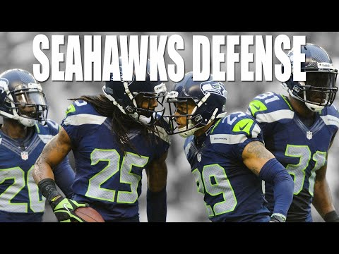 "Seattle Seahawks Defense︱Official Highlights︱""We Made This War"""